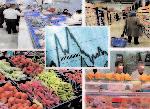 Inflation : Un taux annuel moyen de 3,9 % à fin mai 2021