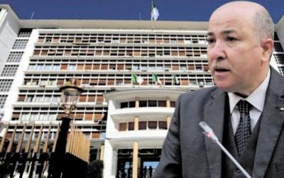 Consacrée aux secteurs du Commerce, de l'Agriculture, de l'Habitat : M. Benabderrahmane a présidé une réunion du gouvernement