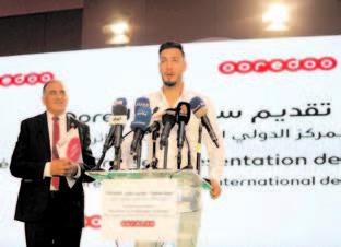 Modèle de réussite et d'accomplissement de la jeunesse algérienne : Le footballeur Rami Bensebaïni devient Ambassadeur de la marque Ooredoo